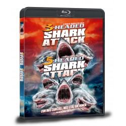 3-HEADED SHARK ATTACK +...