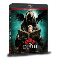 THE ABC OF DEATH 1& 2 (Bluray)
