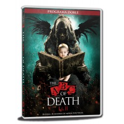 THE ABC OF DEATH 1& 2 (DVD)