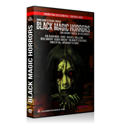 BLACK MAGIC HORRORS (DVD)