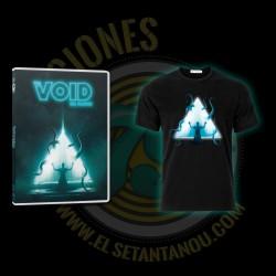 Pack THE VOID (DVD + Camiseta)
