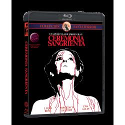 CEREMONIA SANGRIENTA (Blu-Ray)