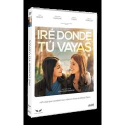 IRÉ DONDE TU VAYAS (DVD)