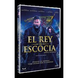 EL REY DE ESCOCIA (DVD)