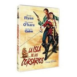 LA ISLA DE LOS CORSARIOS (DVD)