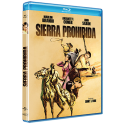 SIERRA PROHIBIDA (Bluray)