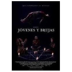 JÓVENES Y BRUJAS (DVD)