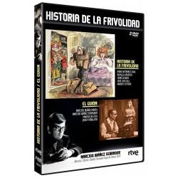 HISTORIA DE LA FRIVOLIDAD +...
