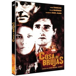 COSAS DE BRUJAS (DVD)