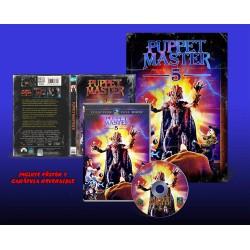 PUPPET MASTER V (DVD)