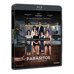 PARÁSITOS (Bluray)
