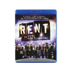 RENT En Vivo desde Broadway...