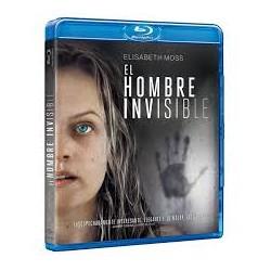 EL HOMBRE INVISIBLE (Bluray)