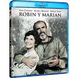 ROBIN Y MARIAN (Bluray)