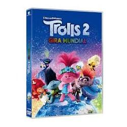 TROLLS 2: GIRA MUNDIAL (DVD)