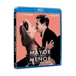 EL MAYOR Y LA MENOR (Bluray)