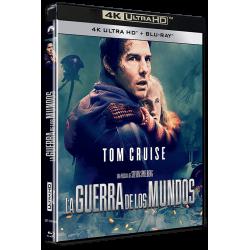 LA GUERRA DE LOS MUNDOS (4K...