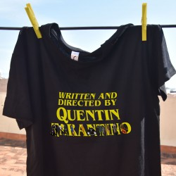 QUENTIN T tee
