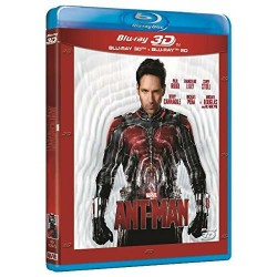 ANT-MAN (Bluray 3D+2D)