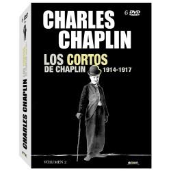 CHARLES CHAPLIN: LOS CORTOS...