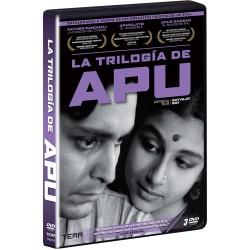 LA TRILOGÍA DE APU (DVD)
