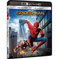 SPIDER-MAN HOMECOMING (4K...