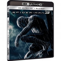 SPIDER-MAN 3 (4K UHD+Bluray)