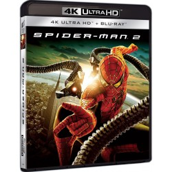 SPIDER-MAN 2 (4K UHD+Bluray)