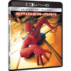 SPIDER-MAN (4K UHD+Bluray)