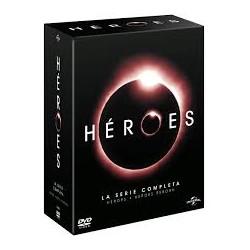 HÉROES Serie Completa