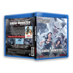SNOW MONSTER (Bluray)