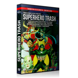 SUPERHERO TRASH (DVD)