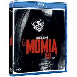 LA MOMIA (Bluray)