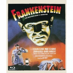 FRANKENSTEIN (Bluray)