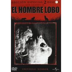EL HOMBRE LOBO (DVD)
