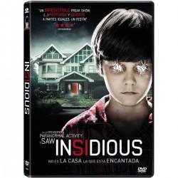 INSIDIOUS (Bluray)