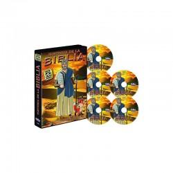 HISTORIA DE LA BIBLIA (DVD)