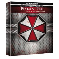 RESIDENT EVIL Pack 6...