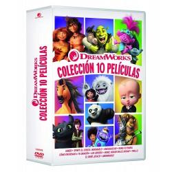 DREAMWORKS: Colección 10...
