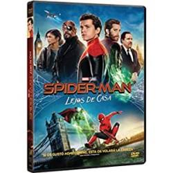 SPIDER-MAN LEJOS DE CASA (DVD)