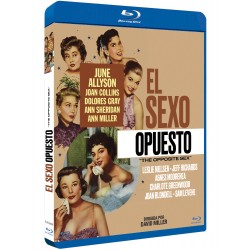 EL SEXO OPUESTO (Bluray)