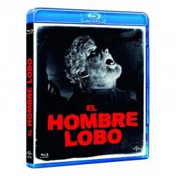 EL HOMBRE LOBO (Bluray)