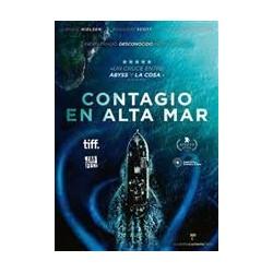CONTAGIO EN ALTA MAR (DVD)