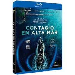 CONTAGIO EN ALTA MAR (Bluray)