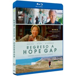 REGRESO A HOPE GAP (Bluray)