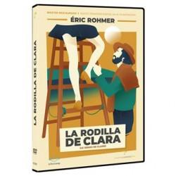 LA RODILLA DE CLARA (DVD)