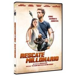 RESCATE MILLONARIO (DVD)