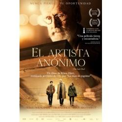 EL ARTISTA ANÓNIMO (DVD)