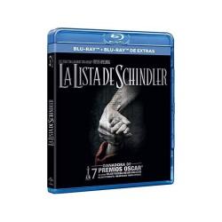 LA LISTA DE SCHINDLER (Bluray)