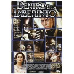 DENTRO DEL LABERINTO (DVD)